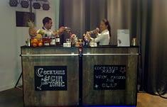 cocktailbar prive feest 23-03-2019