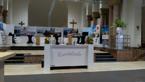 cocktailbar Holland America Line 3&4 november 2018 tijdens cruise travel beurs