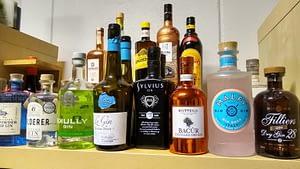 gin tonic bar op locatie huren
