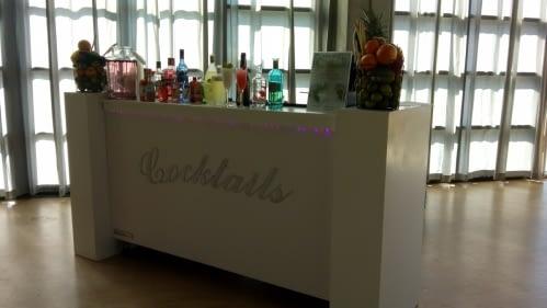 cocktailbar bij ximedes in haarlem 13-09-2018