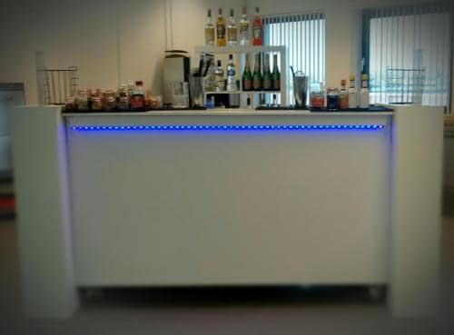 cocktailbar bij improvers te Eindhoven